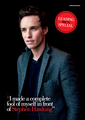 Loaded (March) - eddie-redmayne photo