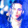Brad Pitt photo with a portrait called Louis de Pointe du Lac