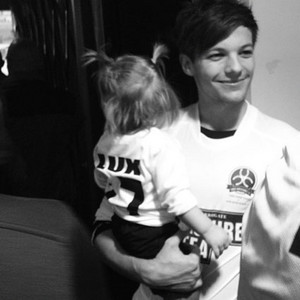 Louis with Lux