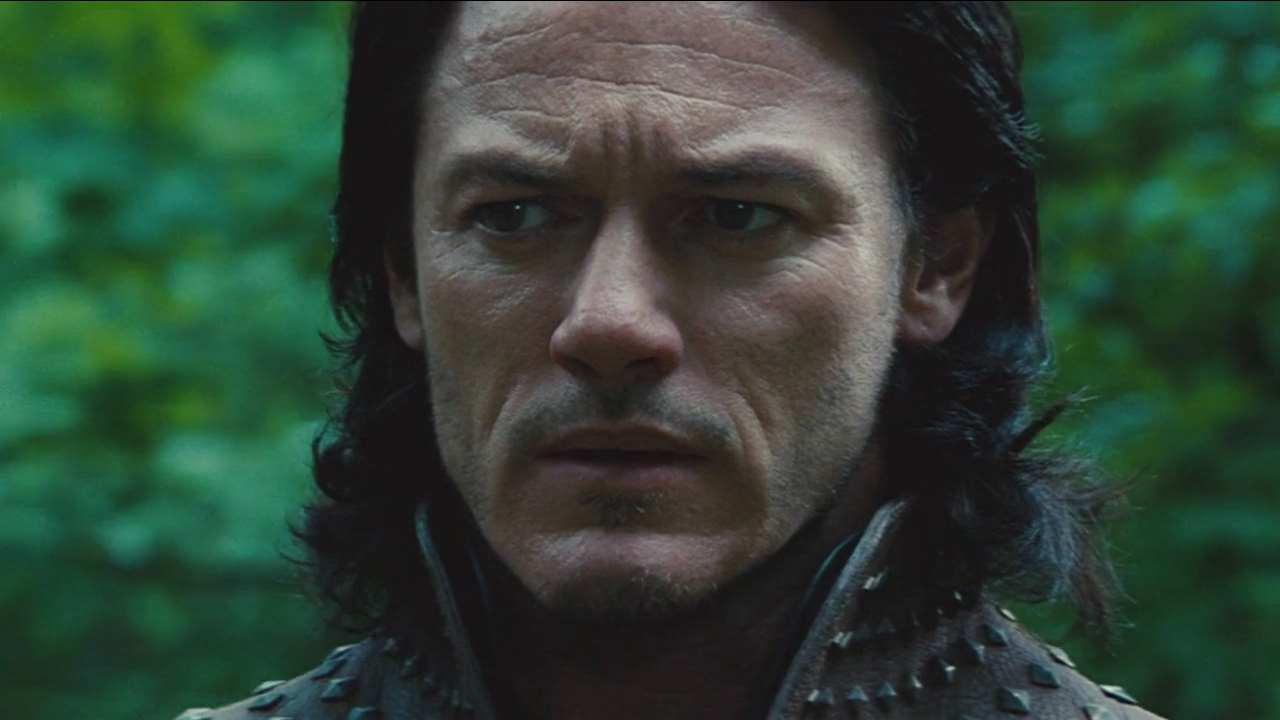 Luke Evans for Dracula...