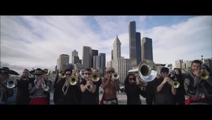 Macklemore - Cant Hold Us {Music Video}