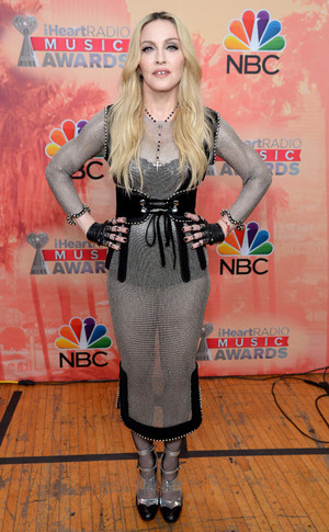 Madonna at the IheartRadio awards