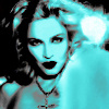 Madonna photo containing a portrait entitled Madonna icone