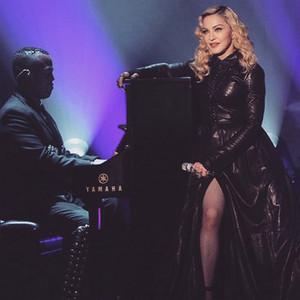 """Madonna performing on Ellen """"Ghosttown"""""""