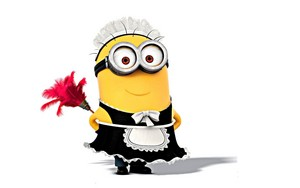 Maid Minion is my FAV!!!!