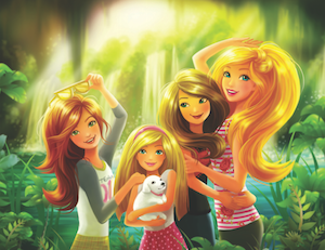 Barbie Movies wallpaper called Malibu Mysteries