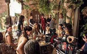 Margaery Tyrell - Behind The Scenes GOT Season 5