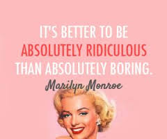Marilyn Monroe Get It Straight