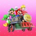 Mario Party 10 - Group Train