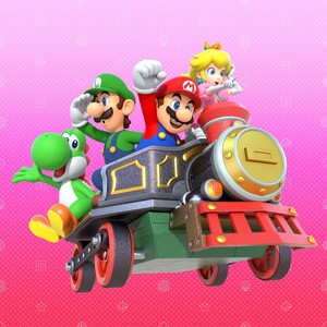 Mario Party 10 - Group Train