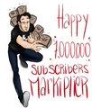 Markiplier Reaches 7 Million Subscribers