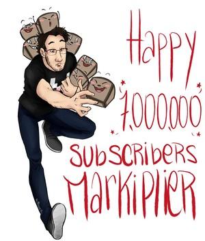 Markiplier Reaches 7 Million Subscribers