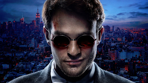 Daredevil (Netflix) 壁紙 with sunglasses entitled Matt Murdock