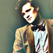 Matt Smith 11 - doctor-who icon
