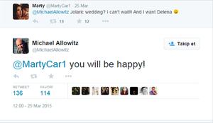 Michael Allowitz tweet