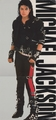 Michael Jackson - HQ Scan - Bad Album Cover Photoshoot - michael-jackson photo