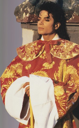 Michael Jackson - HQ Scan - China Photoshoot - Sam Emerson