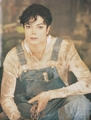 Michael Jackson - HQ Scan - Jonathan Exley Shoot 1995 - michael-jackson photo
