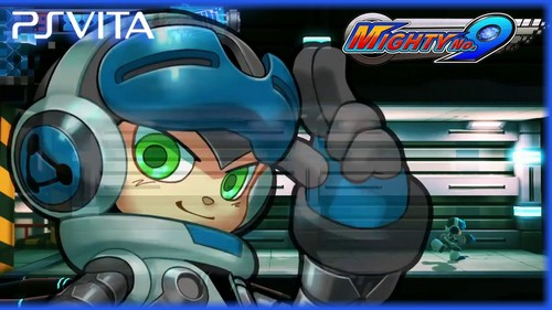 Megaman wallpaper titled Mighty No. 9