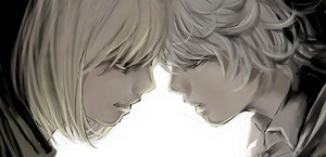 Mihael 'Mello' Keehl and Nate 'Near' River | Death Note