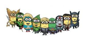 Minion Avengers!
