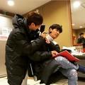 Minwoo Instagram Update 150329