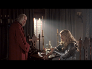 Morgause and Gaius