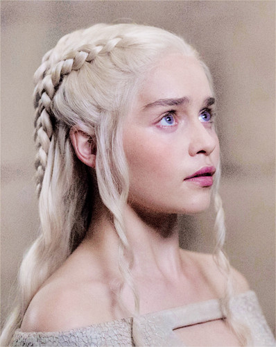 Daenerys Targaryen Hintergrund probably containing a portrait titled Mother of Drachen