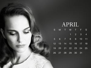 NP.COM Calandar - April