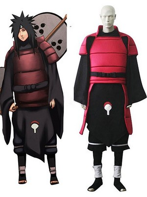 নারুত Madara Uchiha Cosplay Costume