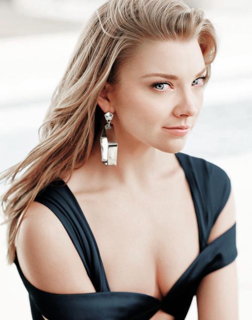 Natalie Dormer for SELF Magazine (April 2015)