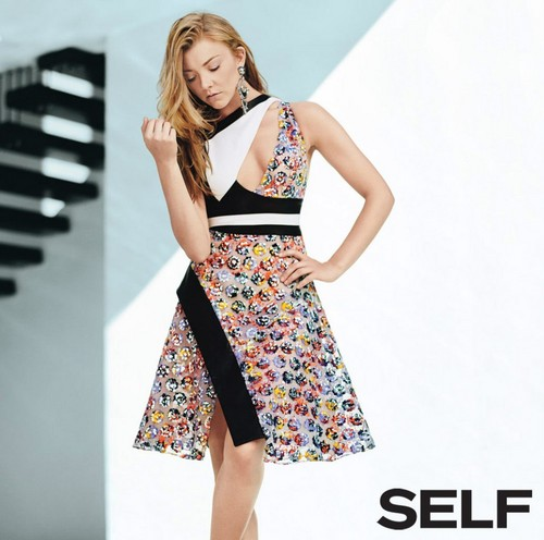 natalie dormer fondo de pantalla titled Natalie Dormer for SELF Magazine (April 2015)