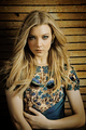 Natalie Dormer photographed by Jim Wright for New York Daily 2014