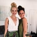 New photoshoot of Candice for Amanda Elkins