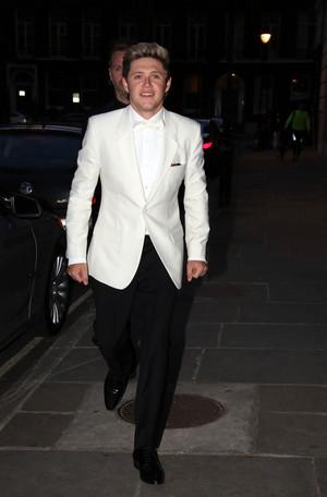 Niall leaving Bloomsbury Ballroom