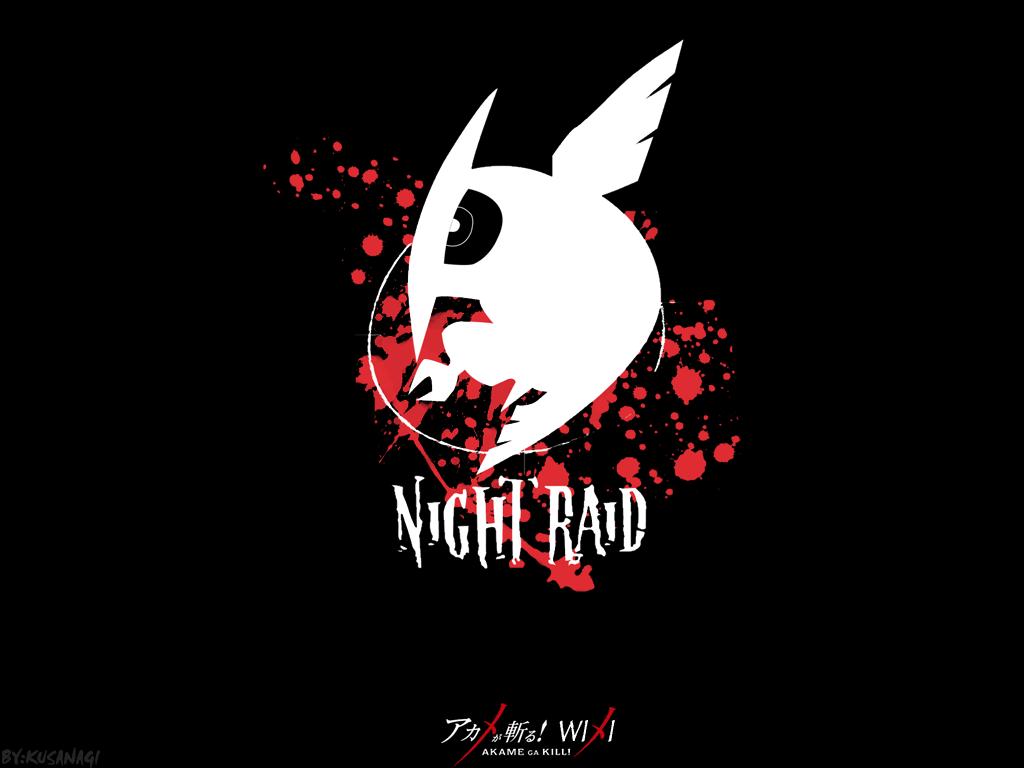 Night Raid achtergrond 2