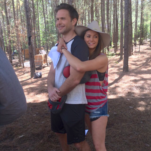 caroline and alaric dating The vampire diaries: while her shadier boyfriend was impaled on a hook and lowered into a bloody tank and alaric (matthew davis) was.