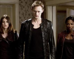 Nora, Eric and Tara