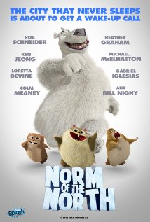 Norm of the North official poster
