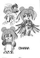 Okara - anime fan art