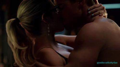 Oliver & Felicity fond d'écran with skin titled Oliver and Felicity
