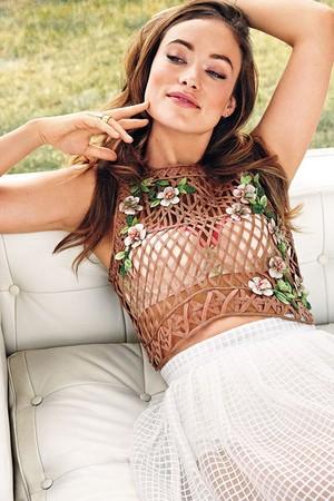 Olivia Wilde ~ Shape Magazine