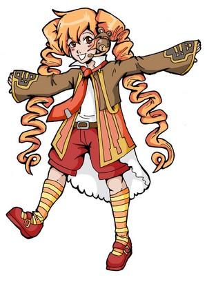 laranja Vocaloid