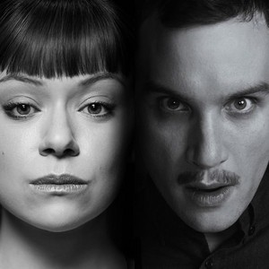 Orphan Black Alison and Seth Season 3 promotional picture