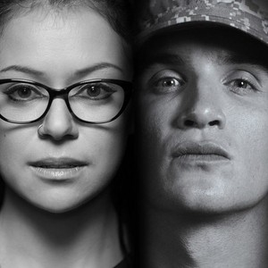 Orphan Black Cosima and Styles Season 3 promotional picture