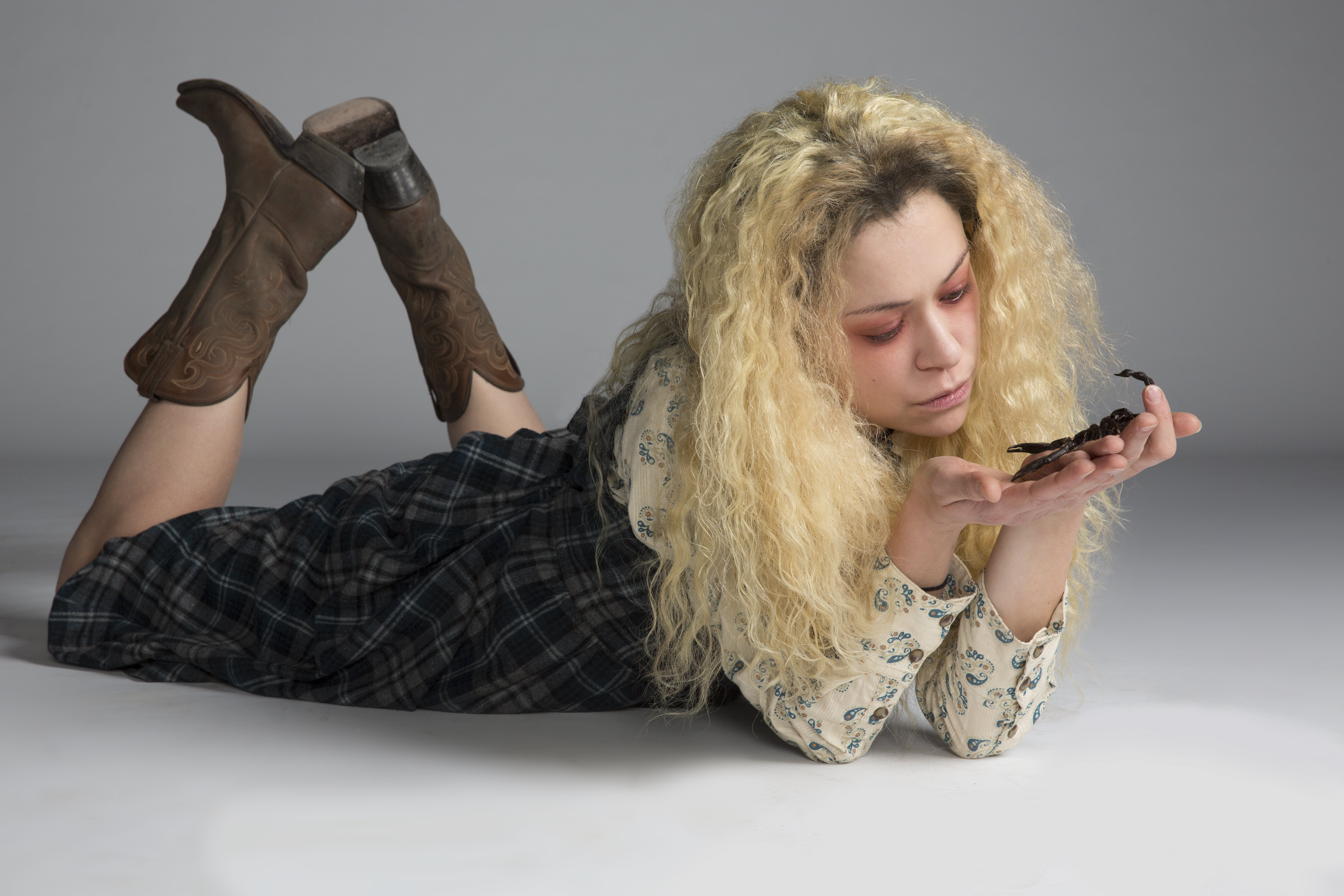 Orphan Black Helena Season 3 Official Picture