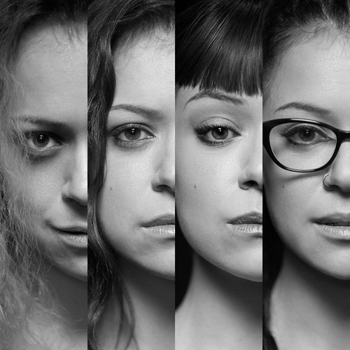 orphan black wallpaper containing a portrait called Orphan Black Project leda Season 3 promotional picture
