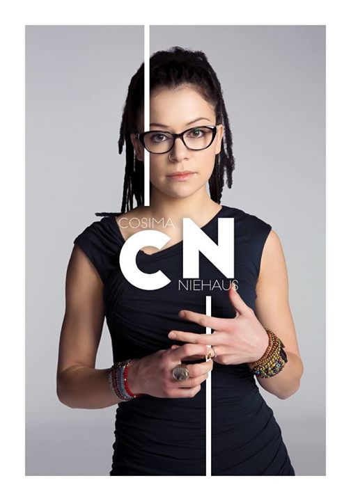 Orphan Black Season 3 Cosima Niehaus promotional picture