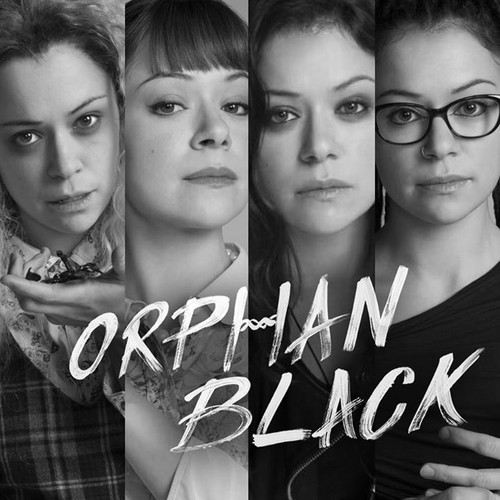 Orphan Black fond d'écran possibly with a sign titled Orphan Black Season 3 promotional picture