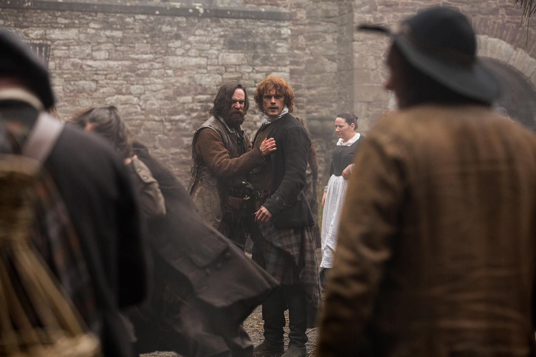 Outlander - Episode 1.09 - The Reckoning